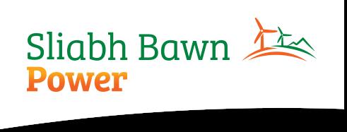 Sliabh Bawn Windfarm